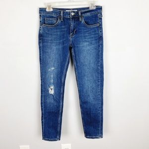 Topshop Moto New Baxter Jeans